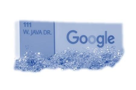 Google logo hq